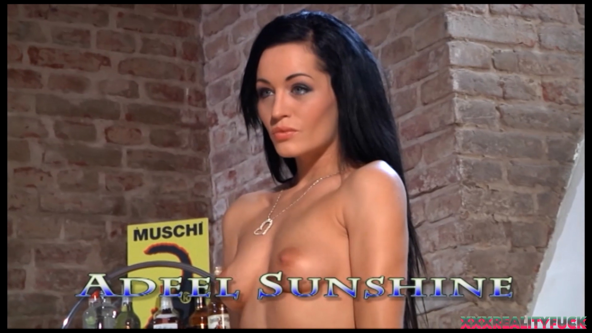 Fuck your favourite pornstar... Adeel Sunshine fucks with her fan