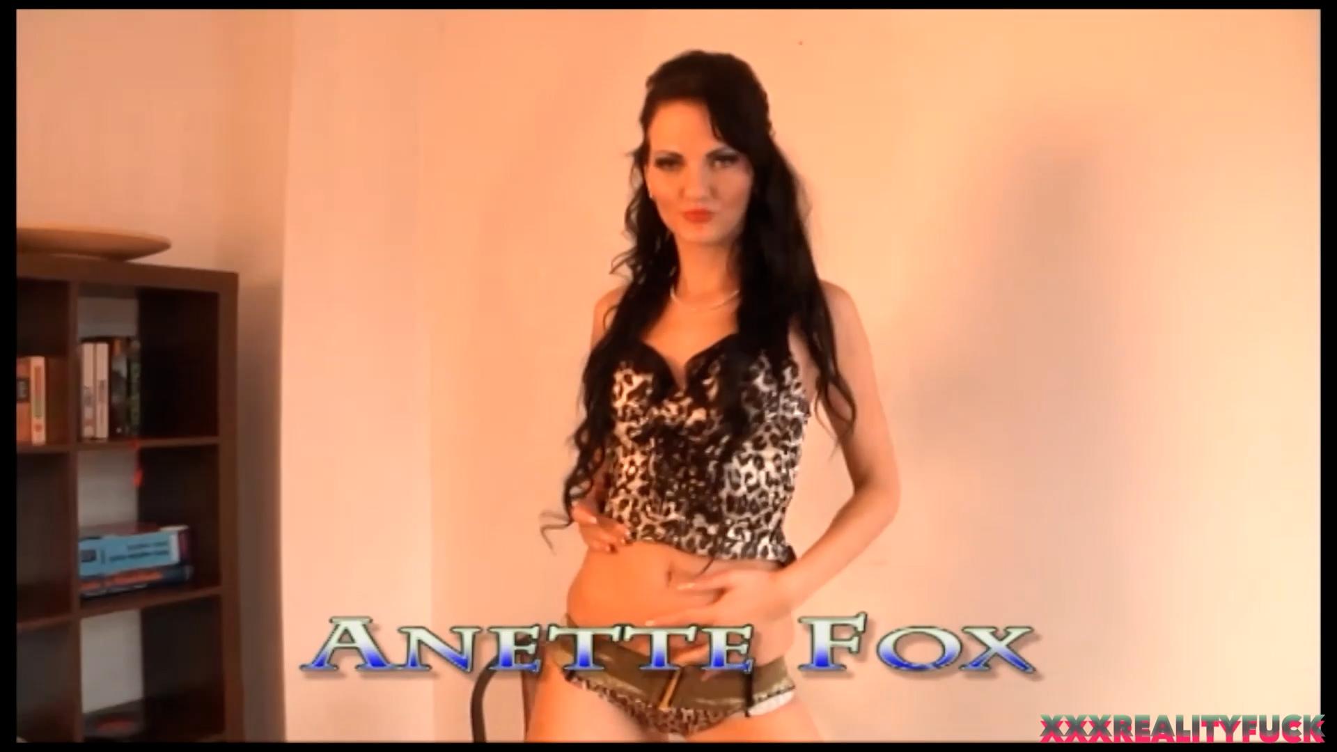 Fuck your Favourite Pornstar... Anette Fox