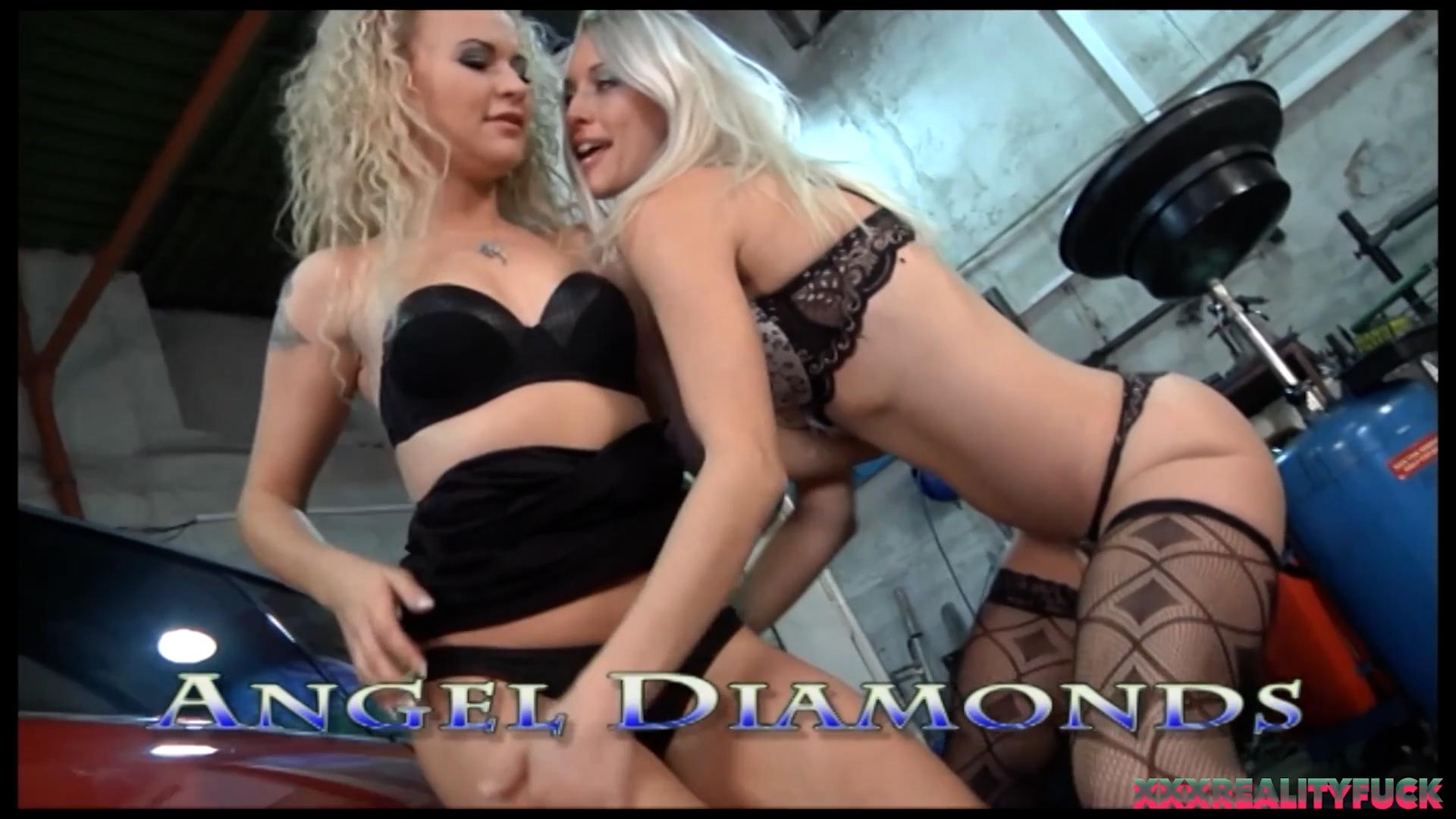 Fuck your Favourite Pornstar... Angel Diamonds
